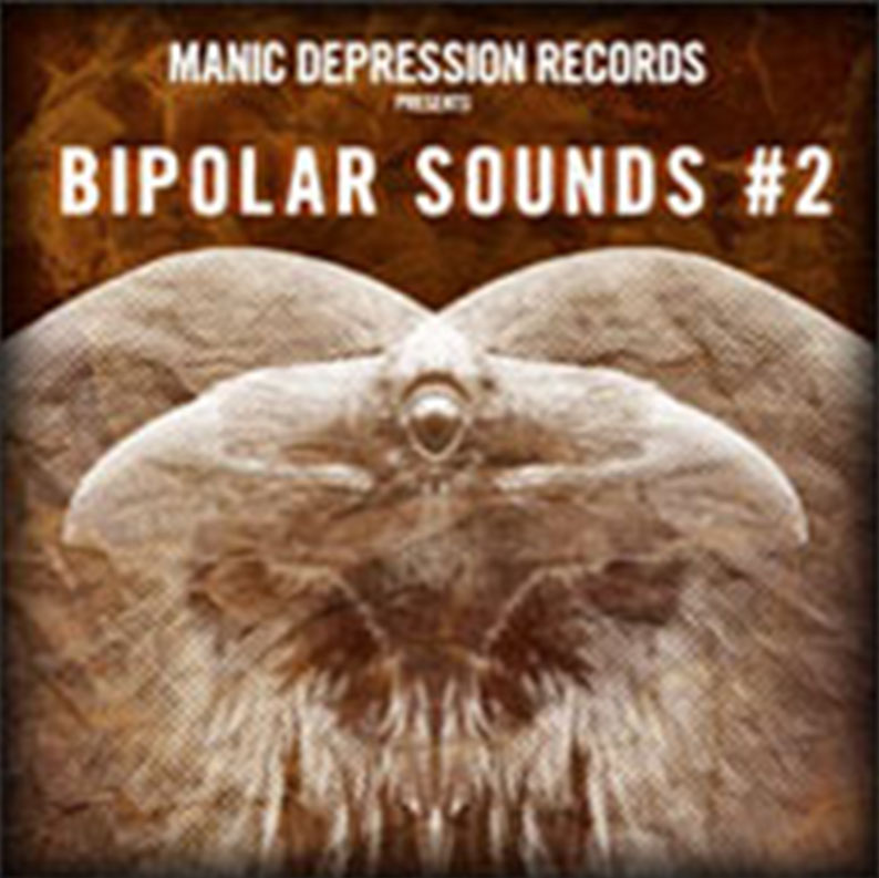 compilation goth bipolar sounds 2 manic depression records